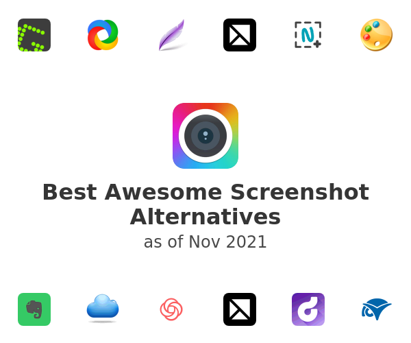 Best Awesome Screenshot Alternatives