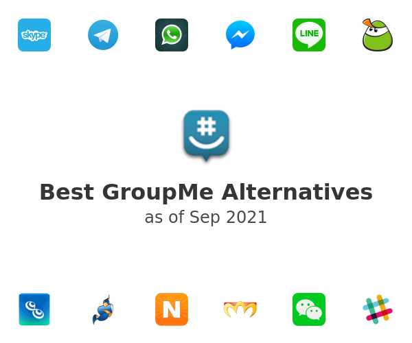 Best GroupMe Alternatives