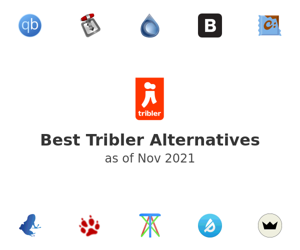 Best Tribler Alternatives
