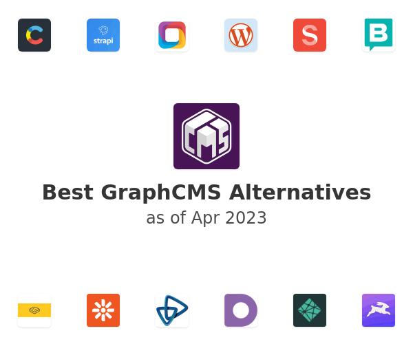 Best GraphCMS Alternatives