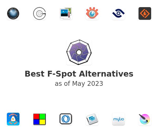 Best F-Spot Alternatives