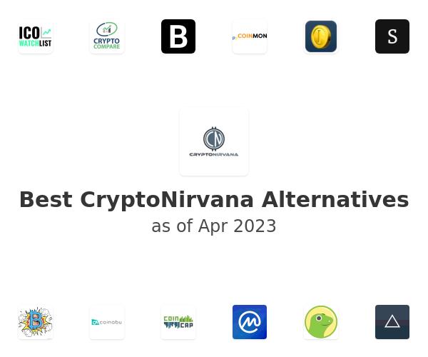 Best CryptoNirvana Alternatives