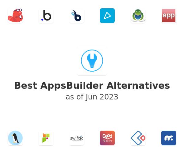 Best AppsBuilder Alternatives