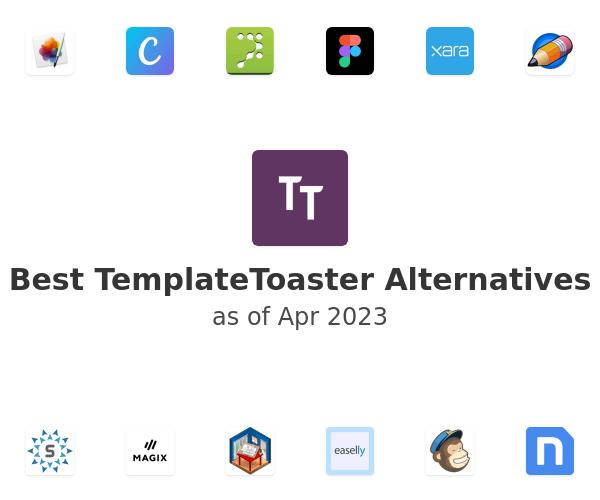 Best TemplateToaster Alternatives