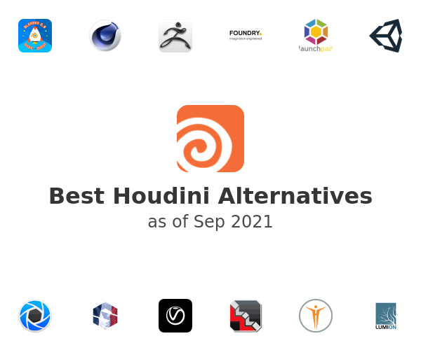Best Houdini Alternatives
