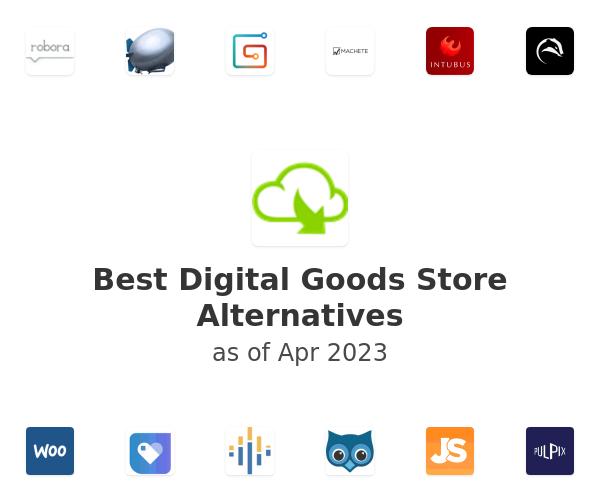 Best Digital Goods Store Alternatives