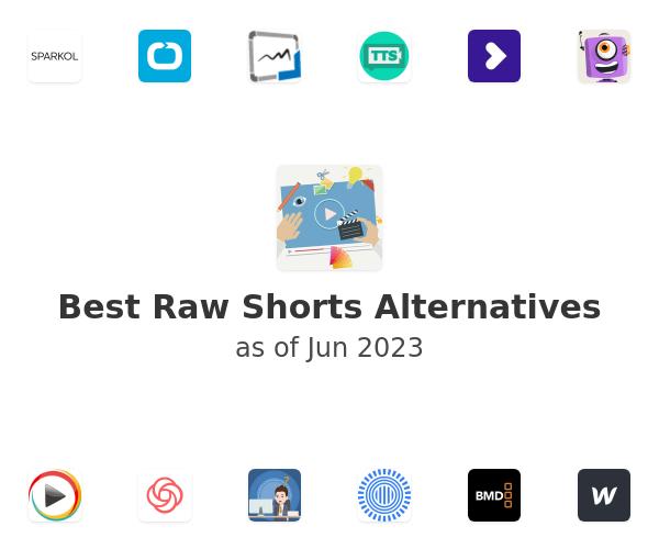Best Raw Shorts Alternatives