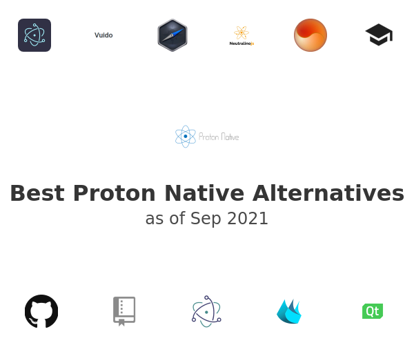 Best Proton Native Alternatives