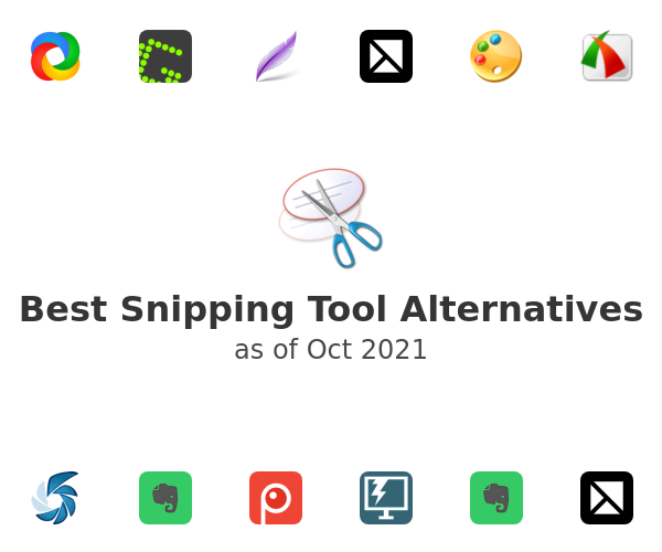 Best Snipping Tool Alternatives