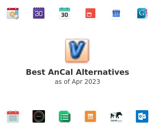 Best AnCal Alternatives