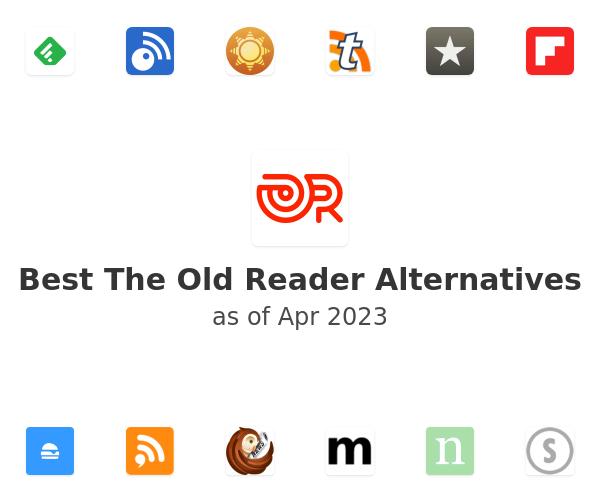 Best The Old Reader Alternatives