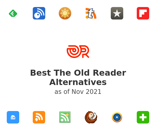 Best The Old Reader Alternatives