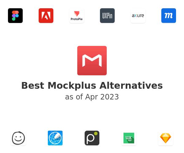 Best Mockplus Alternatives