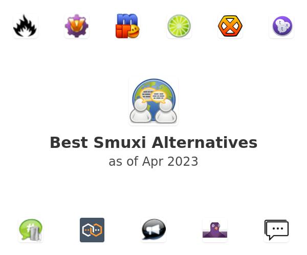 Best Smuxi Alternatives