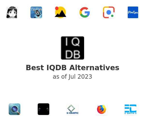 Best IQDB Alternatives