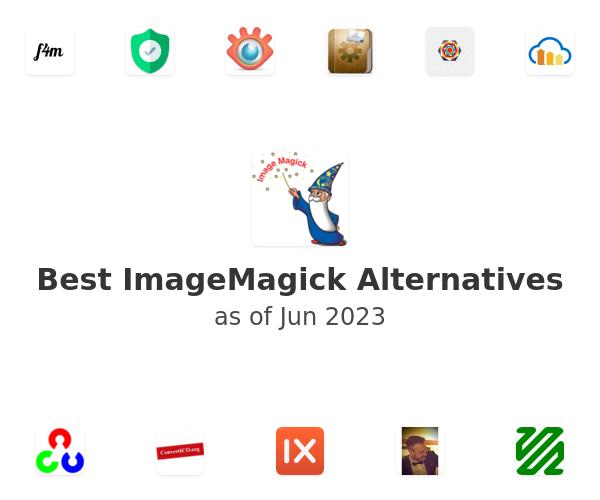 Best ImageMagick Alternatives