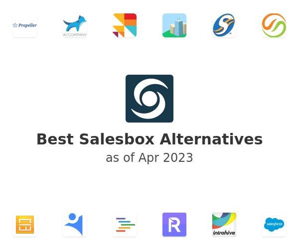 Best Salesbox Alternatives