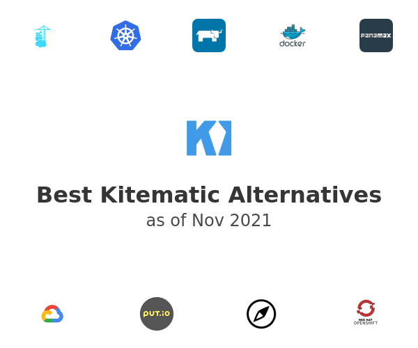 Best Kitematic Alternatives