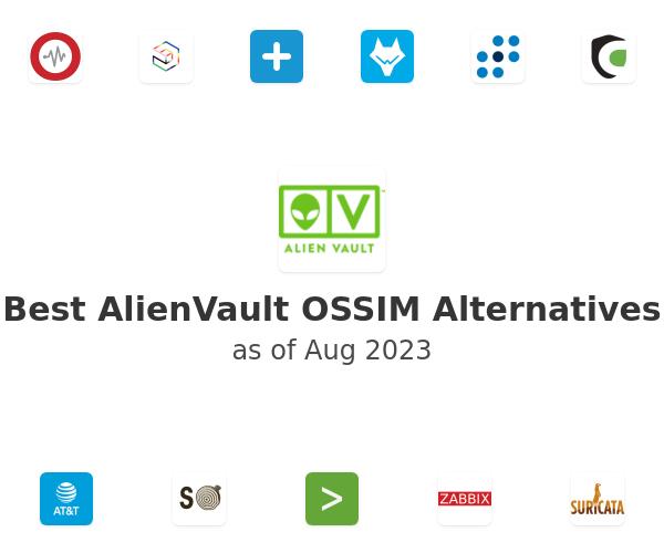 Best AlienVault Alternatives