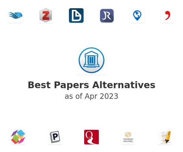 Best Papers Alternatives
