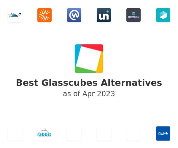 Best Glasscubes Alternatives