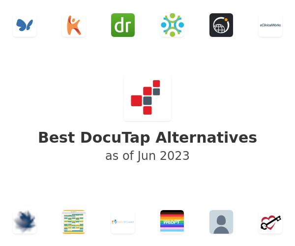Best DocuTap Alternatives