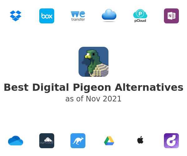 Best Digital Pigeon Alternatives