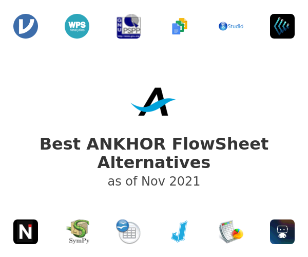 Best ANKHOR FlowSheet Alternatives