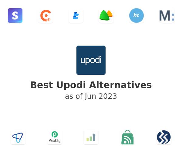 Best Upodi Alternatives