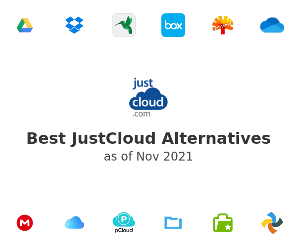 Best JustCloud Alternatives