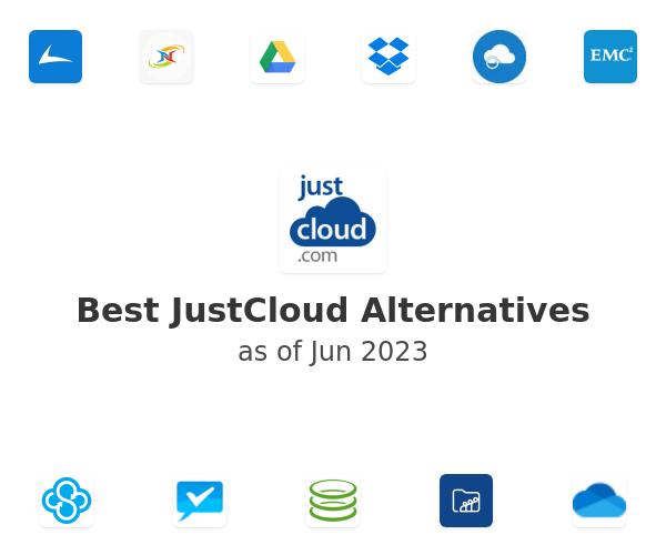 Best JustCloud Alternatives