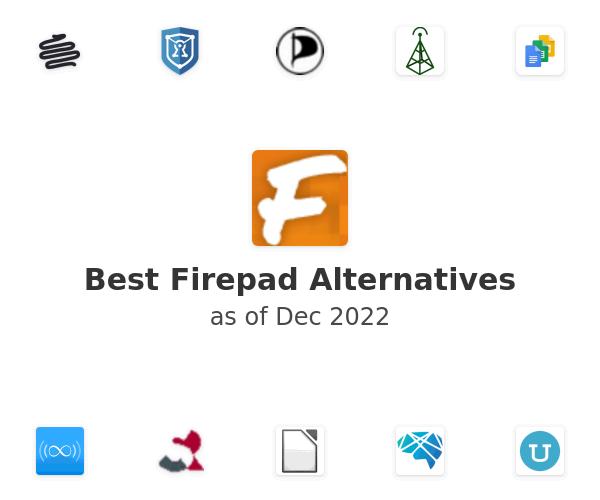 Best Firepad Alternatives