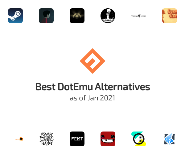 Best DotEmu Alternatives