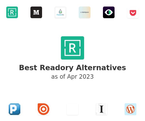 Best Readory Alternatives