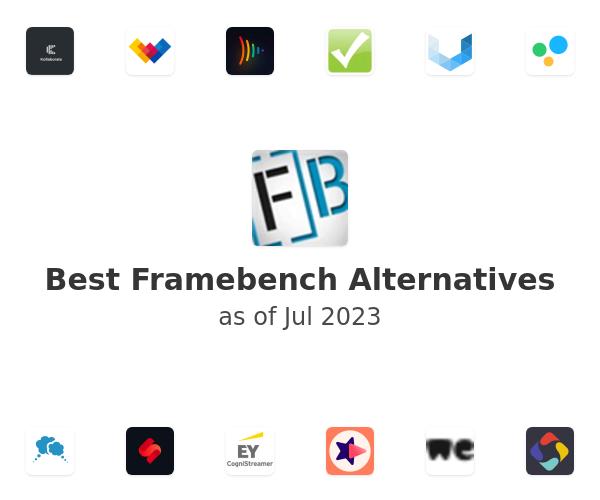 Best Framebench Alternatives