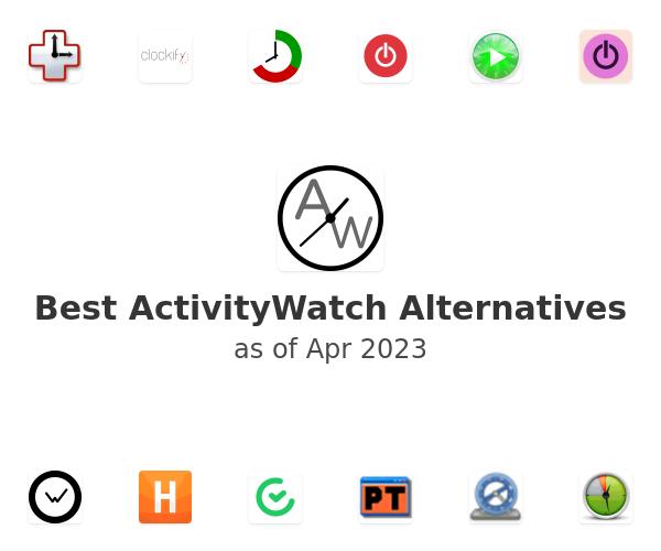Best ActivityWatch Alternatives