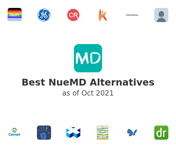 Best NueMD Alternatives