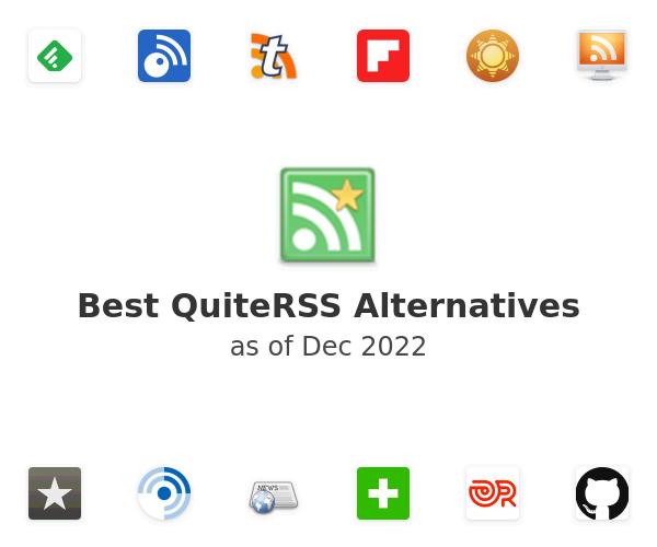 Best QuiteRSS Alternatives