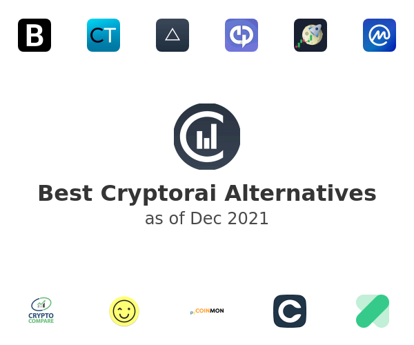 Best Cryptorai Alternatives