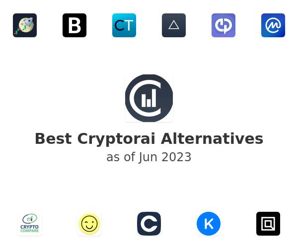 Best Cryptorai Alternatives