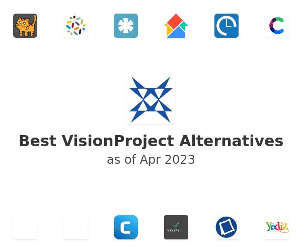 Best VisionProject Alternatives