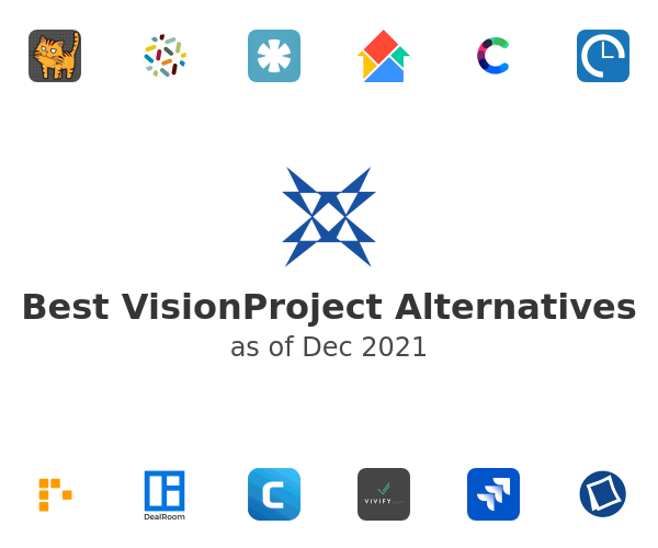 Best VisionProject Alternatives