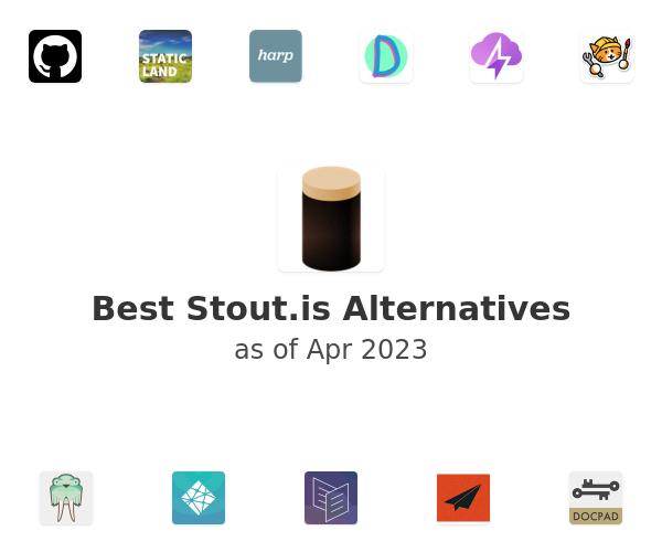 Best Stout.is Alternatives