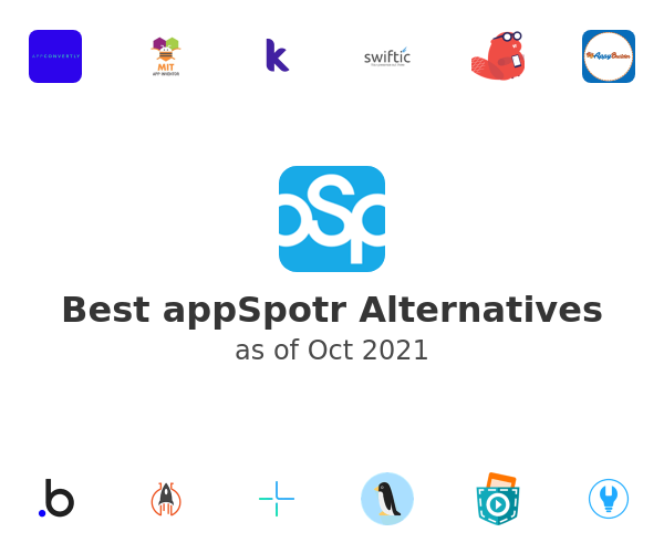 Best appSpotr Alternatives