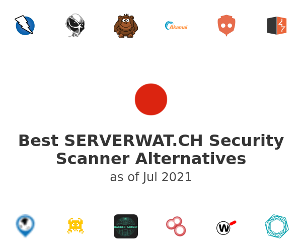 Best SERVERWAT.CH Security Scanner Alternatives