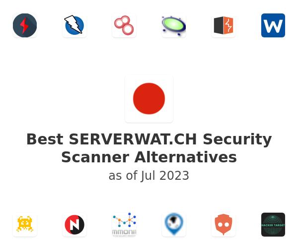 Best SERVERWAT.CH Security Scanner Alternatives