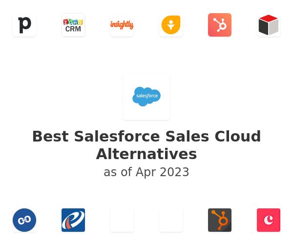 Best Salesforce Sales Cloud Alternatives