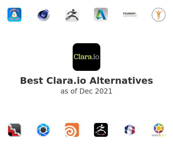 Best Clara.io Alternatives