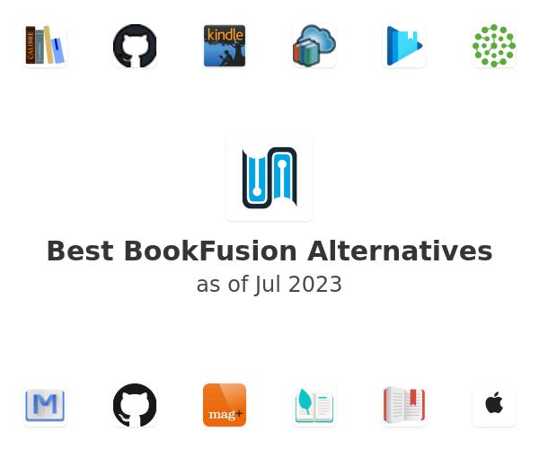 Best BookFusion Alternatives