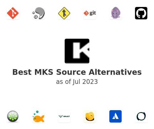 Best MKS Source Alternatives